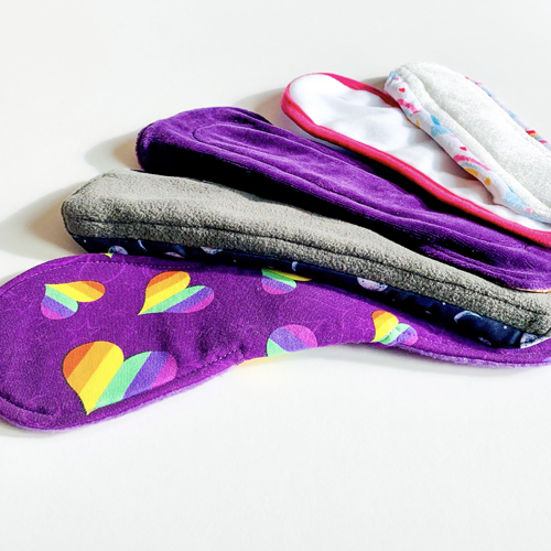 Reusable Sanitary Pad Fabrics