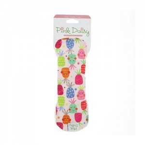 Pink Daisy Organic Cotton Large Sanitary Pads